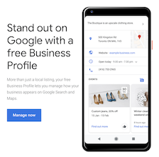 Why a Google My Business Profile is a Must-Have For Your Business